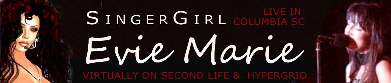 SingerGirl Evie Marie